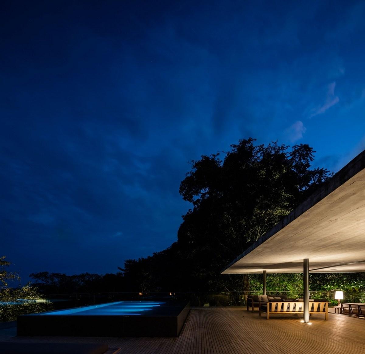 Nhà đẹp nước ngoài - jungle house 28