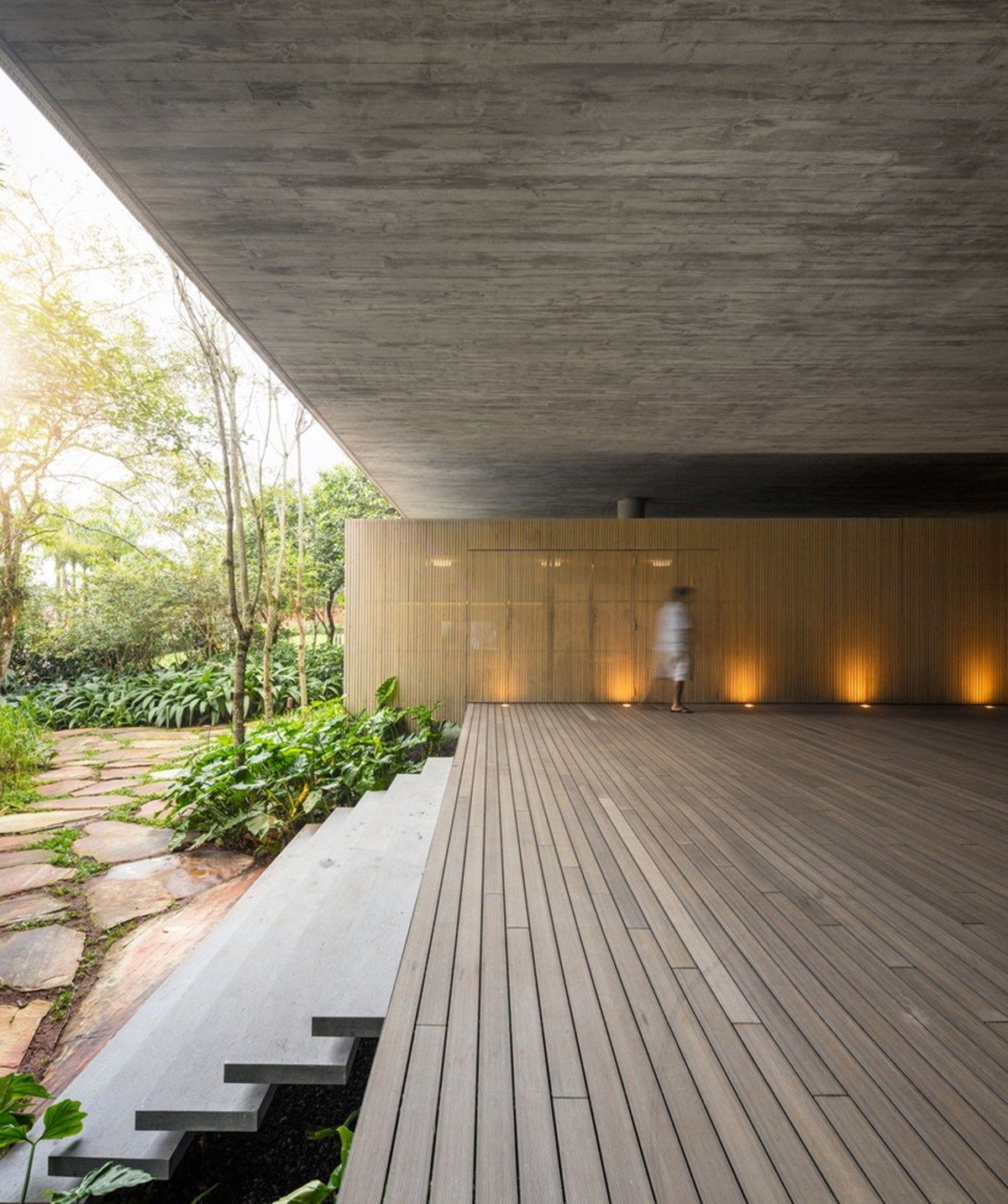 Nhà đẹp nước ngoài - jungle house 11