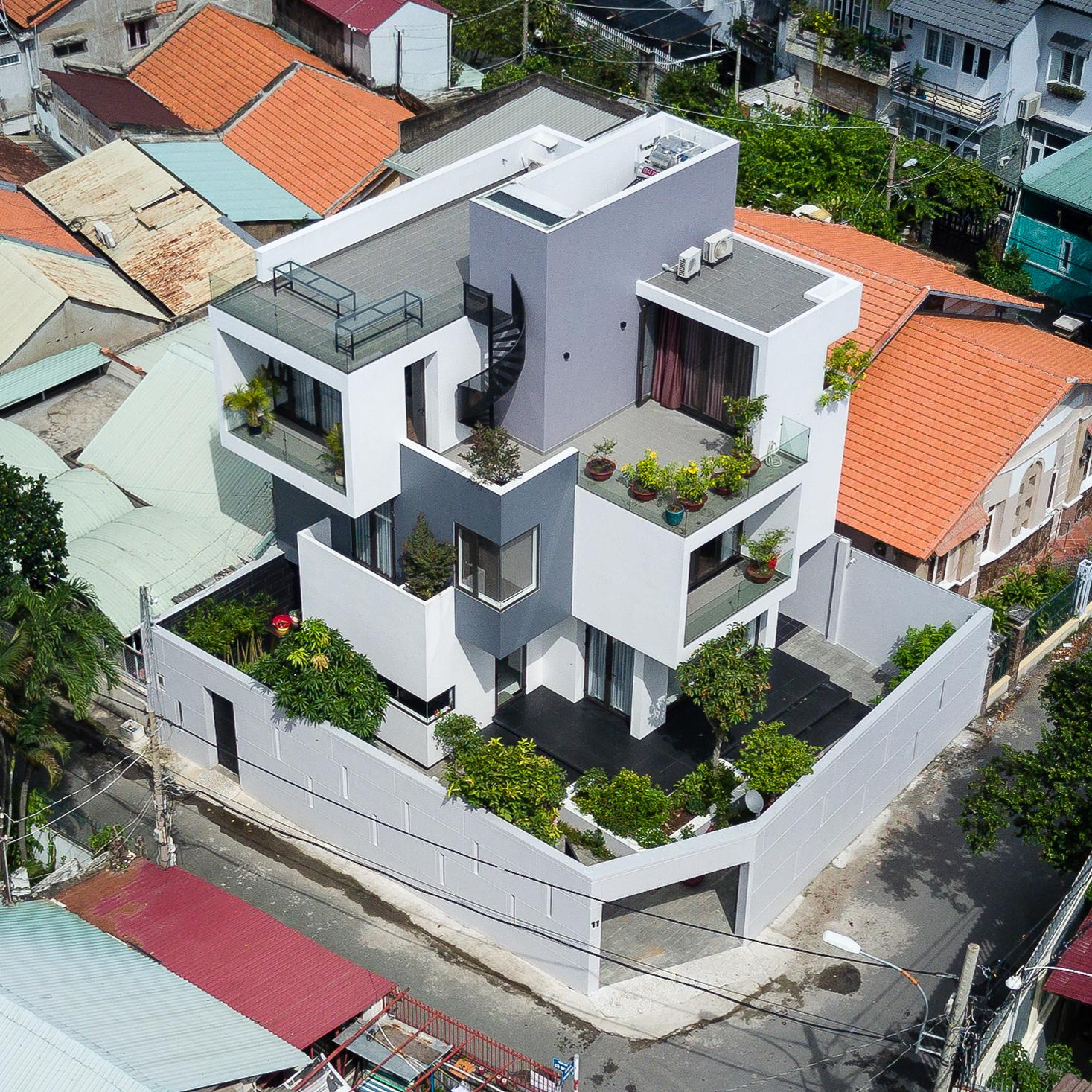 Nhà đẹp Sài Gòn - Hồ Chương House 1