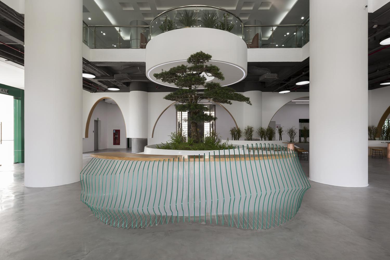 Trụ sở Giao Hàng Tiết Kiệm / iplus Architecture