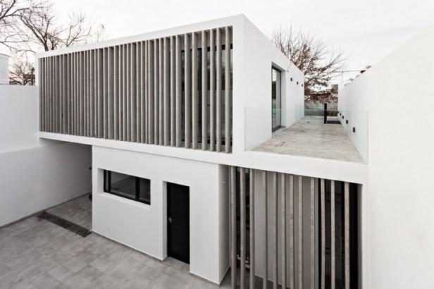 Bazan House | Nhà ở Buenos Aires, Argentina – SMF Arquitectos