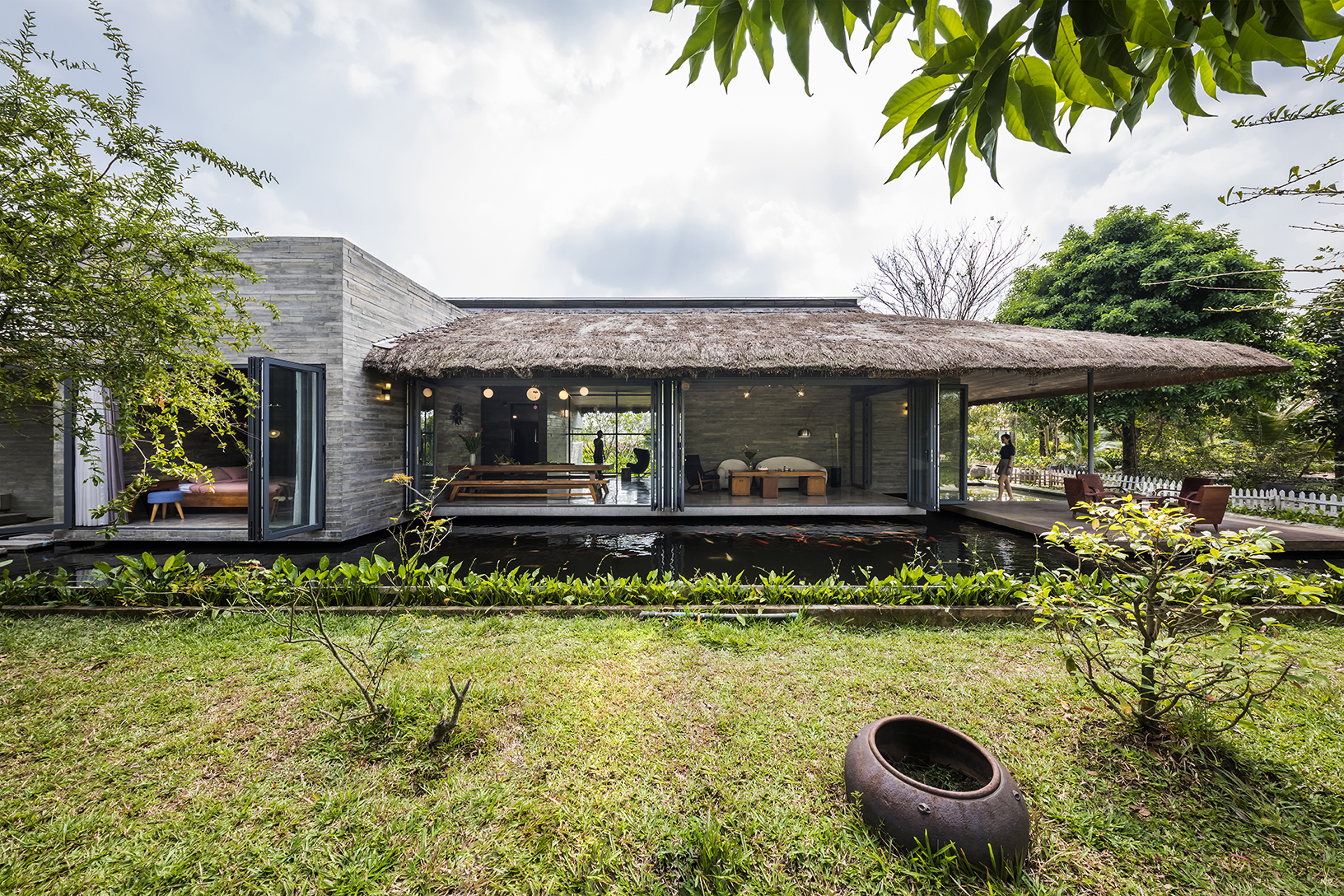 Am House / AmDesign Architects, Time Architects, Creative Architects