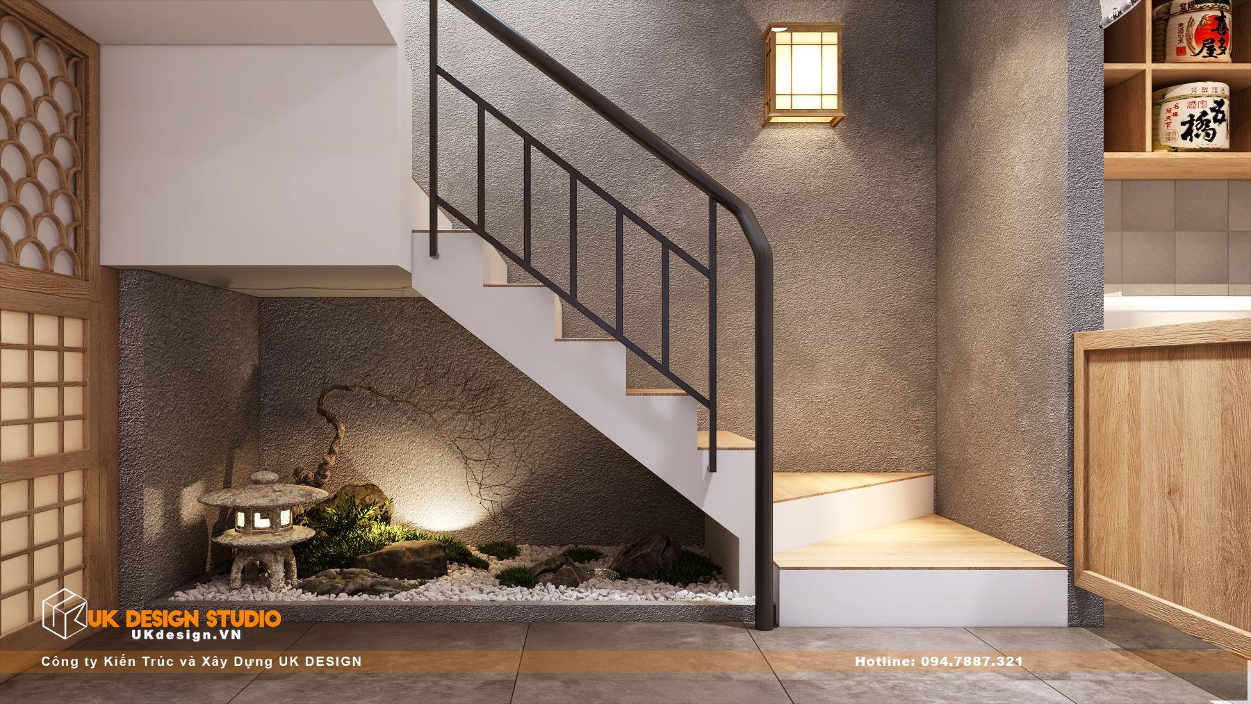 Thiết kế nhà hàng Kiểu Nhật KOBAYASHI 114